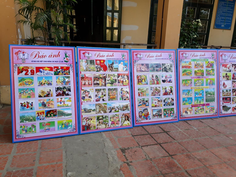 Các hoạt động đa dạng và ý nghĩa của CBGV-HS trường Tiểu học Tô Vĩnh Diện chào mừng ngày nhà giáo Việt Nam 20/11 đã thực sự đem lại không khí thi ...